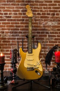 The new Perri Ink Guitars Momento will have you looking twice.
