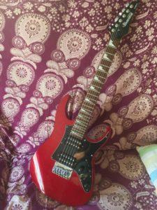 Ibanez GRGM21CA Mikro full guitar
